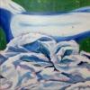 """Amore e Psiche - acrylic/canvas - 30x30 cm (12x12"""")"""